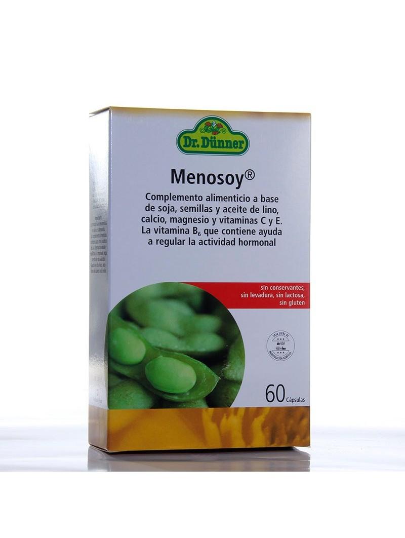 Menosoy • Dr.Dunner • 60 cápsulas