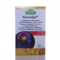 Neurodyn • Dr.Dünner • 30 cápsulas