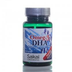 Omeg-3 DHA • Sakai • 60 perlas