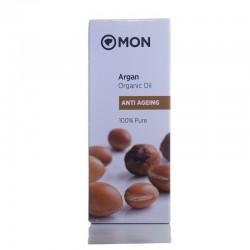 Aceite ecológico argán • MON • 60 ml.