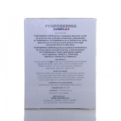 Fosfoserina complex • Soria Natural • 18 sobres