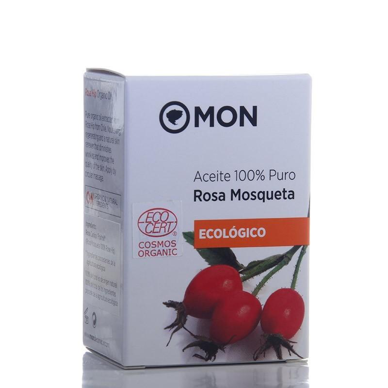 Aceite ecológico rosa mosqueta • MON • 30 ml.