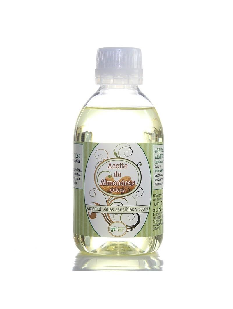 Aceite de almendras • GHF • 250 ml.