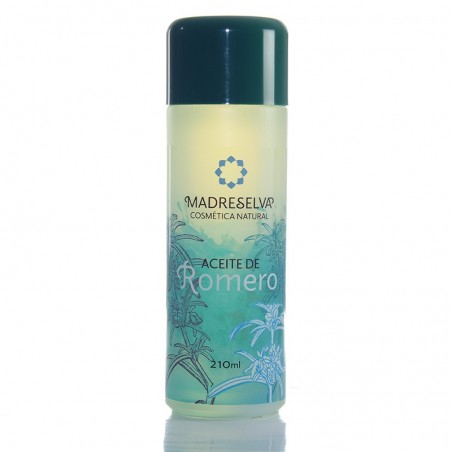 Aceite de romero • Madreselva • 210 ml.