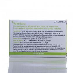 Valeriana fitotablet • Eladiet • 60 comprimidos