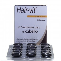 Hair-vit • Health Aid • 30 cápsulas