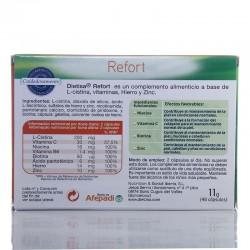 Refort • Dietisa • 48 cápsulas