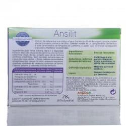 Ansilit • Dietisa • 60 cápsulas