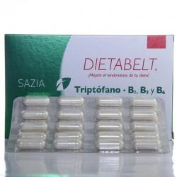 Dietabelt Triptófano + B1, B3, B6 • Santiveri • 40 cápsulas