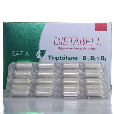 Dietabelt Triptófago + B1, B3, B6 • Santiveri • 40 cápsulas