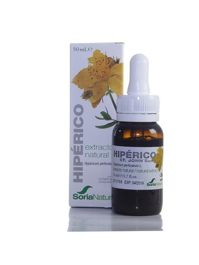 Hipérico extracto • Soria Natural • 50 ml.