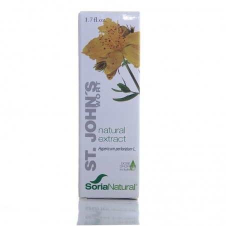 Hipérico extracto • Soria Natural • 50 ml.