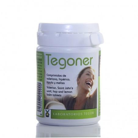 Tegoner • Tegor • 120 comprimidos