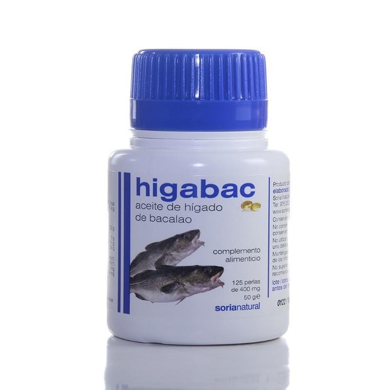 Higabac • Soria Natural • 125 perlas