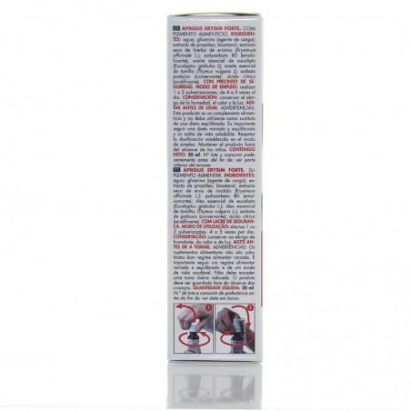 Erysim forte • Dietéticos Intersa • 20 ml.