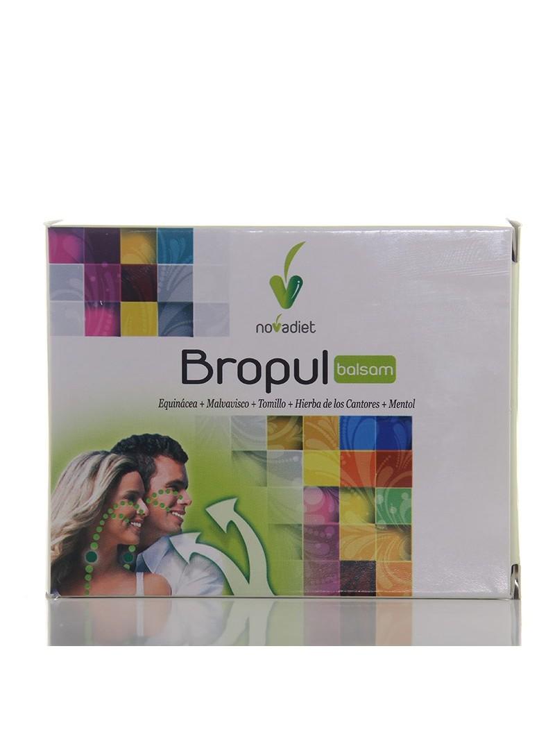 Bropul balsam • Novadiet • 60 comprimidos