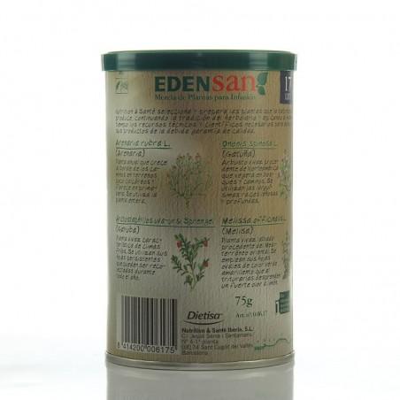 Edensan 17 LIT • Dietisa • 75 gr.