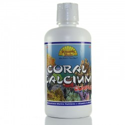 Coral calcium complex • Dynamic Health • 946 ml.