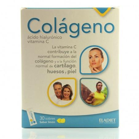Colágeno • Eladiet • 30 sobres