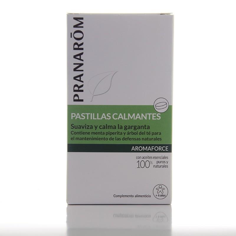 Pastillas calmantes • Pranarom • 21 pastillas