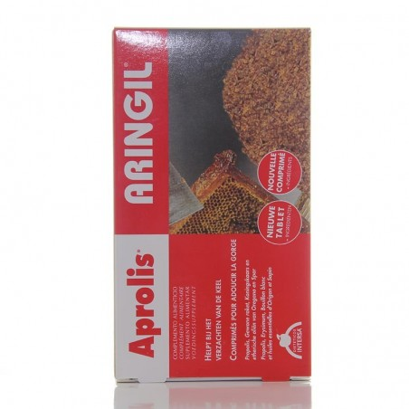 Aringil • Dietéticos Intersa • 30 comprimidos