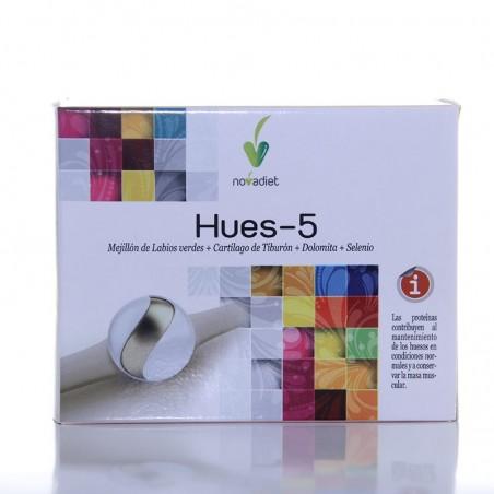 Hues-5 • Novadiet • 60 cápsulas