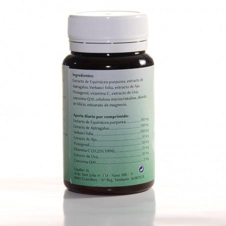 Immune • Green • Line • Euskalizadi • 40 comprimidos