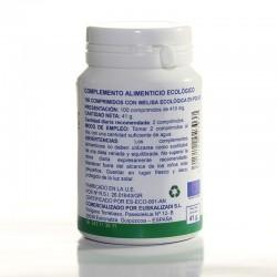 Melissa Officinalis • Euskalizadi •100 comprimidos