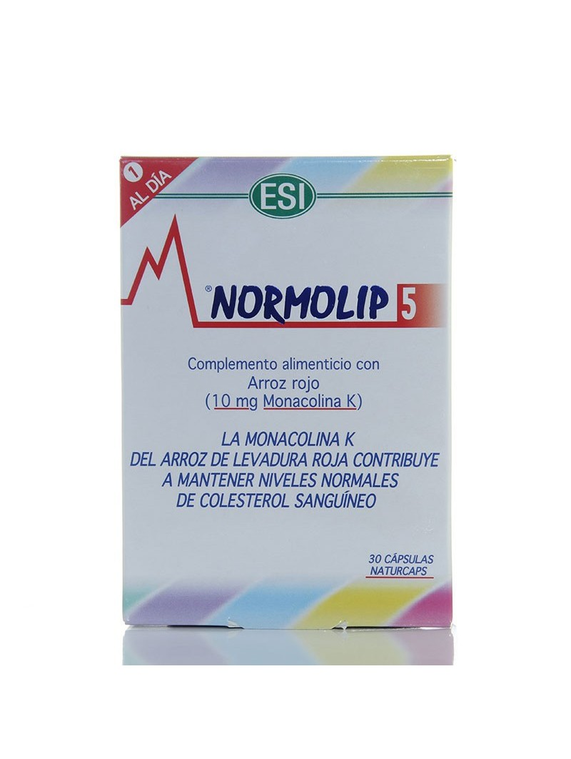 Normolip 5 • ESI • 30 cápsulas