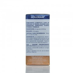 Holoram Artigen • Equisalud • 60 cápsulas
