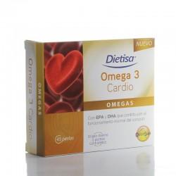 Omega 3 Cardio • Dietisa • 45 perlas