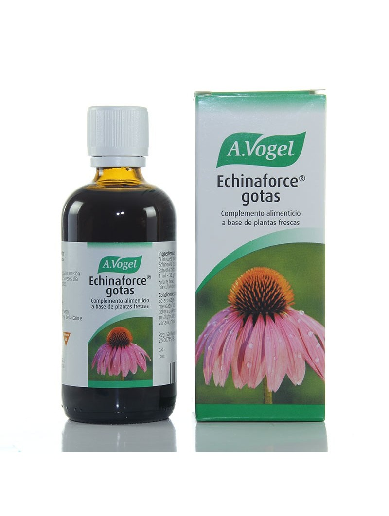Echinaforce gotas • A.Vogel • 50 ml