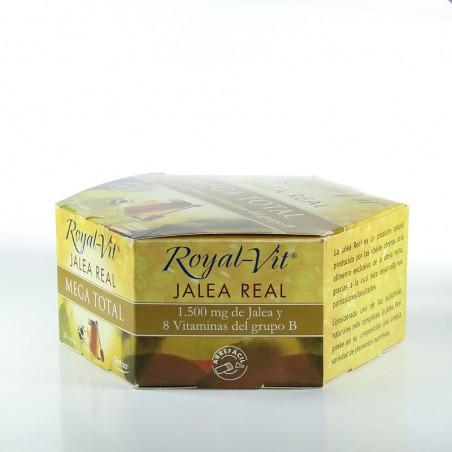 Jalea Real Mega Total • Dietisa • 20 viales