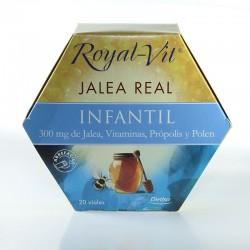 Jalea Real Infantil • Dietisa • 20 viales