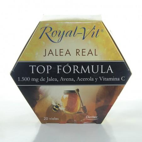 Jalea Real Top Fórmula • Dietisa • 20 viales