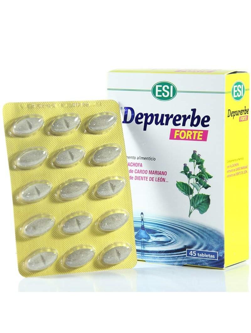 Depurerbe forte • Esi • 45 tabletas