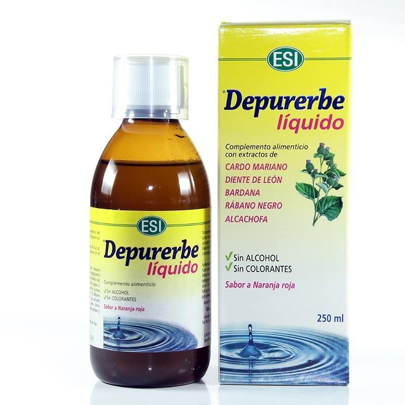 Depurerbe liquido • Esi • 250 ml.
