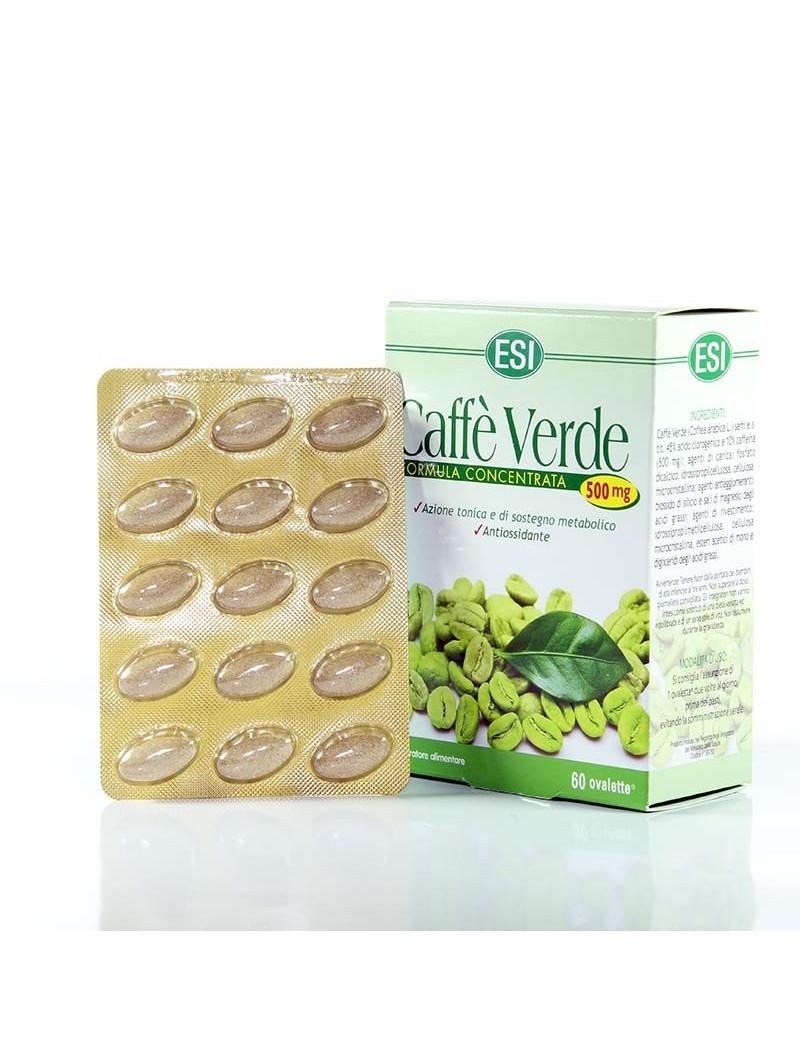 Café verde • Esi • 60 tabletas
