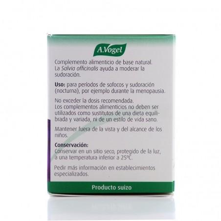 Menosan salvia • A.Voger • 30 comprimidos
