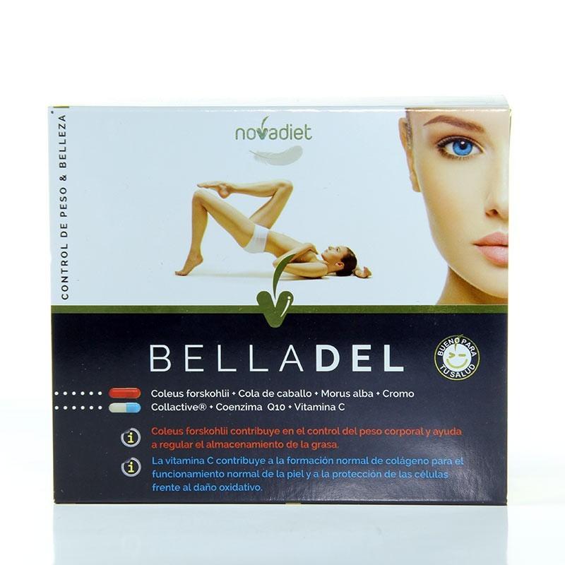 Belladel • Novadiet • 60 cápsulas
