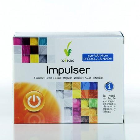 Impulser • Novadiet • 60 cápsulas