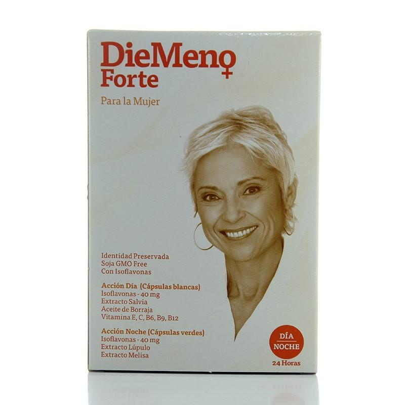 DieMeno Forte • Nutriops 60 cápsulas