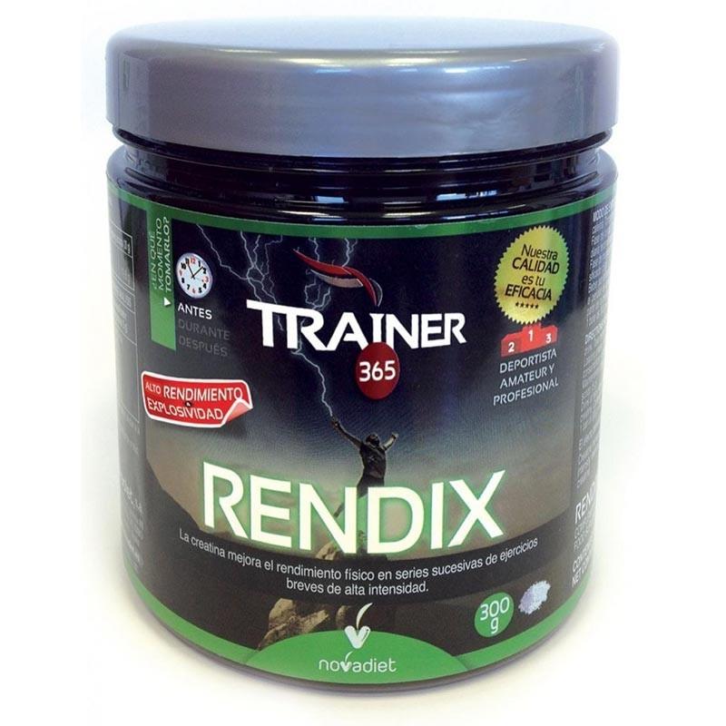 Trainer RENDIX  creatina • Novadiet • 300 gr.