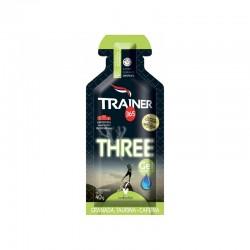 Trainer Three Taurina- Cafeina • Novadiet • 40 gr.