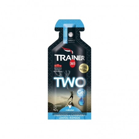 Trainer Two hidratos de carbono • Novadiet • 40 gr.