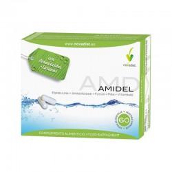 Amidel · Novadiet · 60 cápsulas