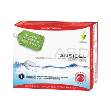 Ansidel · Novadiet · 60 cápsulas