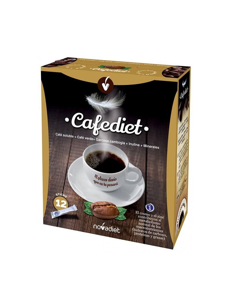 Cafediet • Novadiet • 12 sticks