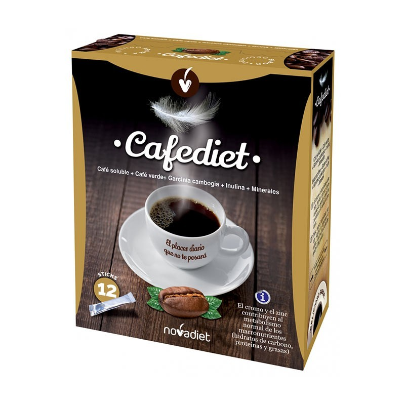 Cafediet • Novadiet • 12 sticks