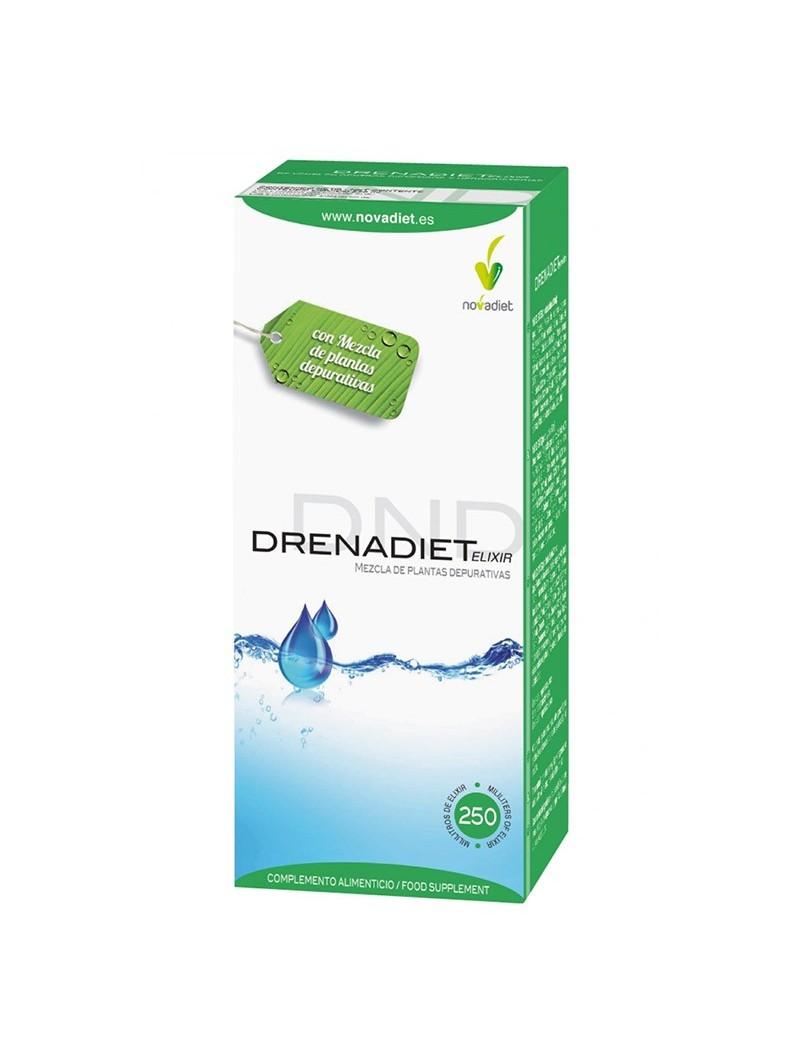 Drenadiet Elixir • Nova Diet • 250 ml